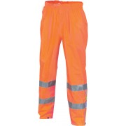 Day/Night Breathable Rain Pants (Orange)