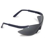 Adjustable Safety Glasses - Smoke