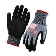Cut 5 Knitted Wet Grip Gloves