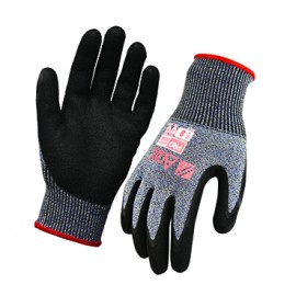 Cut 5 Knitted Wet Grip Gloves